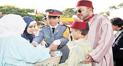 الملك محمد السادس يعود من جولته بالشمال والشرق للرباط