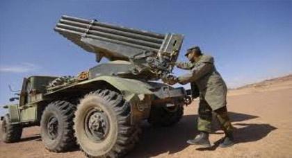هدية من الجزائر للبوليساريو بقيمة 300 مليون دولار لتطوير أسلحتها
