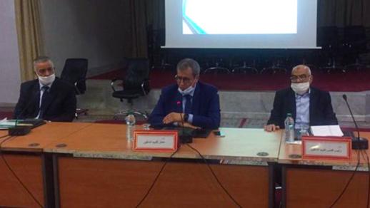 عامل إقليم الناظور يترأس أشغال اللجنة الإقليمية للتنمية البشرية ويخرج 45 مشروعا بمساهمة من المبادرة الوطنية