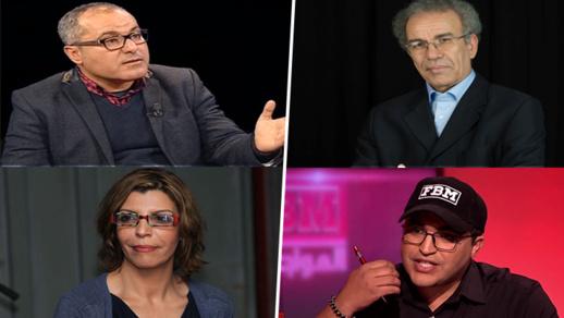 عصيد وأحرار وبوزكو ومرميد يناقشون بالناظور الأعمال السمعية البصرية الأمازيغية وتغطية الإعلام المغربي