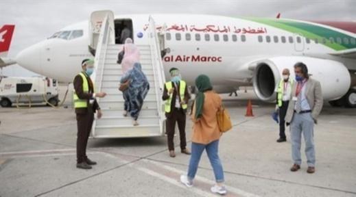 """الحكومة تعلن عن تجديد شروط السفر من بلدان القائمة """"ب"""""""