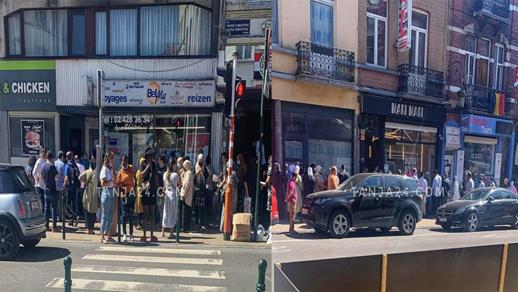 إقبال كبير من طرف الجالية على تذاكر السفر إلى المغرب بعد القرار الملكي