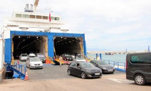 المغرب يدرس خفض كلفة النقل البحري لأفراد الجالية