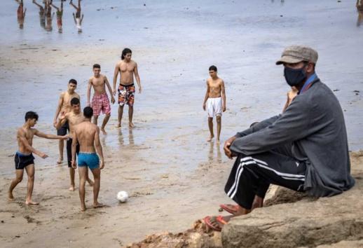 تقرير رسمي: العشرات من الشواطئ المغربية غير صالحة للاستحمام بسبب المياه العادمة