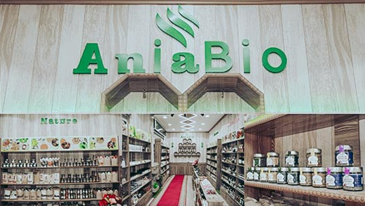 الأول من نوعه بالناظور.. افتتاح محل ANIA BIO لبيع المواد الغدائية والعناية بالجسم