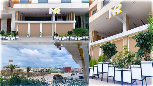 هذا موعد إفتتاح المطعم الفاخر MR  الخاص بالمأكولات التركية والمشوي