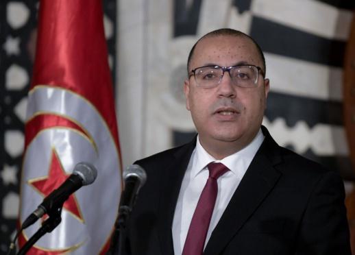 """رغم التلقيح.. """"كورونا"""" تصيب رئيس الحكومة التونسية"""