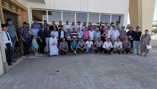 جمعية أفراس بتافرسيت تحتفل بالذكرى العاشرة لتأسيسها وتكرم أحد مؤسسيها