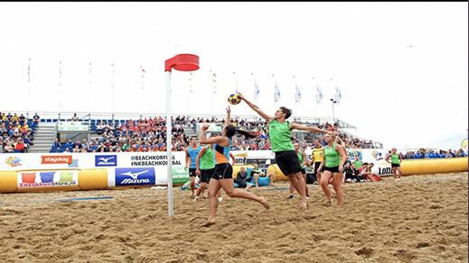 الناظور.. تأجيل البطولة العالمية للكورفبال الشاطئي