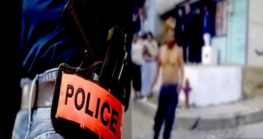 مفتش شرطة بالناظور يطلق رصاصة على شخص هائج في تدخل أمني