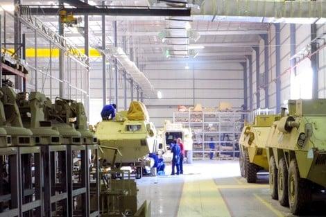 المغرب يستعد لصناعة المعدات العسكرية والأمنية