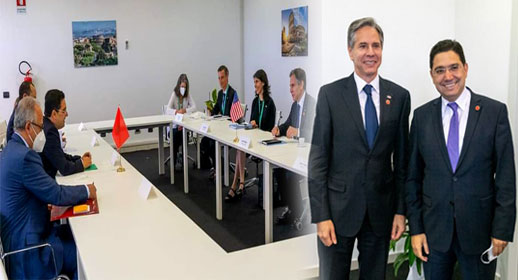 ضربة أخرى لإسبانيا.. بوريطة يترأس لقاء رسميا بروما مع وزير الخارجية الأمريكي