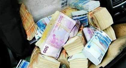 توقيف مهاجر ناظوري حاول تهريب 40 ألف يورو من اسبانيا الى المغرب عبر سيارته