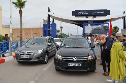 المغرب يكتري سفينتين جديدتين لتأمين رحلات الجالية من وإلى أرض الوطن