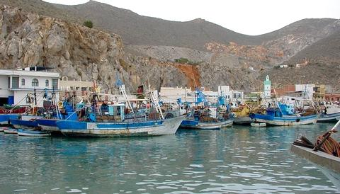 قارب للصيد ينتشل جثة مجهولة الهوية بسواحل الحسيمة