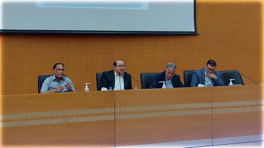 بوصوف يدعو إلى تكثيف البحث في الجامعات المغربية لكسر هيمنة النظرة الغربية على البحث العلمي حول الهجرة