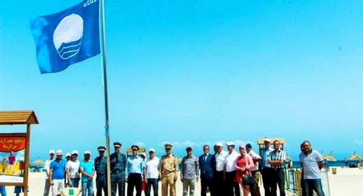 ضمنهم شاطئ بالناظور.. حصول 27 شاطئا على علامة اللواء الأزرق برسم صيف 2021