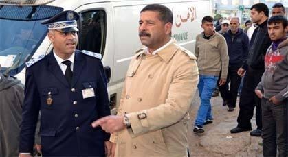"""الإدارة العامة للأمن الوطني تُرَقّي عبد القادر أرعي """"الباز"""" الى منصب عميد ممتاز"""