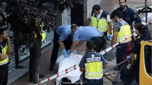 مفجع.. مغربي يقتل زوجته أمام أنظار أولادها