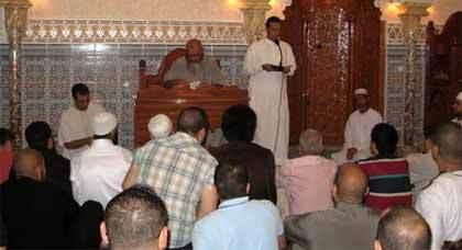 هكذا أحيى مغاربة المهجر ليلة القدر بمسجد أبو بكر الصديق بفرانكفورت في ألمانيا