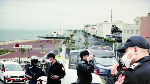 الشرطة القضائية توقف عددا من مروجي المخدرات بالناظور