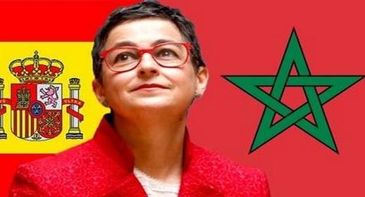 تصريح مستفز حول سبتة ومليلية المحتلتين من وزيرة الخارجية الإسبانية أرانشا كونزاليس