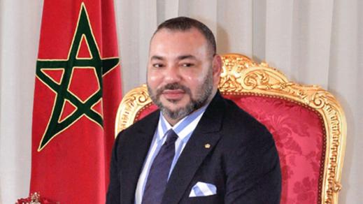 الملك محمد السادس يراسل الرئيس الجزائري عبد المجيد ثبون