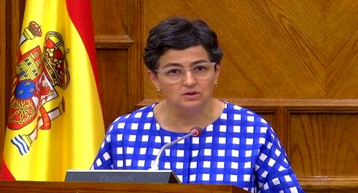 وزيرة الخارجية الإسبانية تستفز المغاربة من جديد