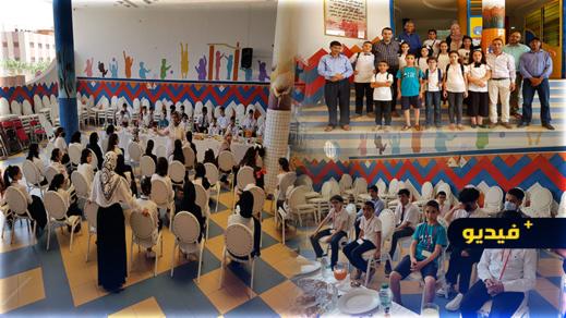 تلاميذ مؤسستي آفاق والأذكياء يجتازون اختبارا دوليا في اللغة الإنجليزية بإشراف من جامعة بريطانية