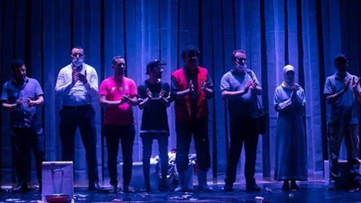 الناظور تحتضن أول مسرحية بعد أزمة كوفيد 19