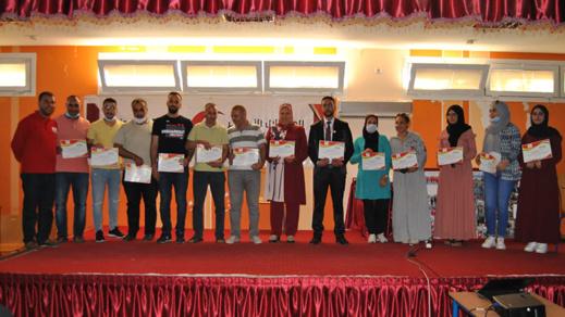 الهلال الأحمر المغربي بالعروي ينظم ورشة حول أهمية العمل التطوعي