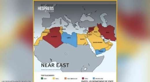 أمريكا تؤكد الإعتراف بمغربية الصحراء وتنشر خارطة كاملة
