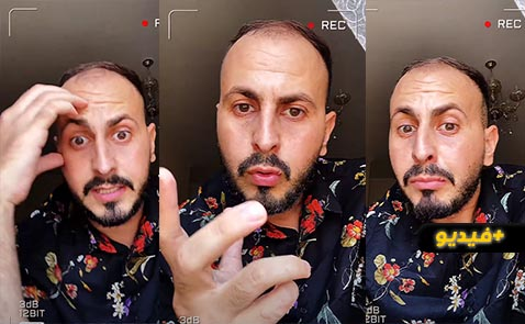 شاهدوا.. الكوميدي علاء بنحدو يبدع في سلسلة كوميدية على منصة الانستغرام