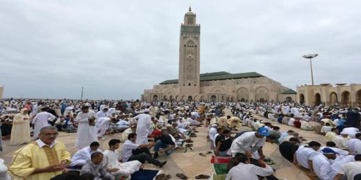 قرار المغرب بخصوص إقامة صلاة عيد الأضحى في المصليات والمساجد