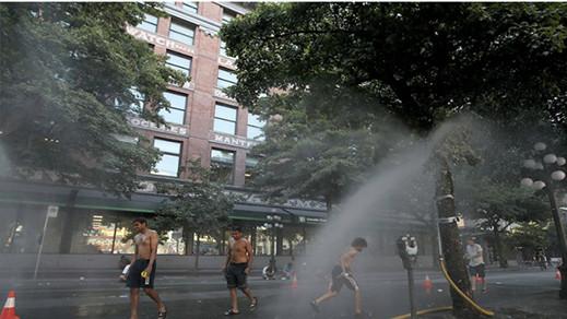 أزيد من 800 وفاة بسبب موجة الحرارة بكندا