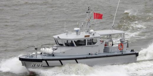 الناظور.. البحرية الملكية تقدم مساعدة ليخت إسباني واجه صعوبات في عرض البحر