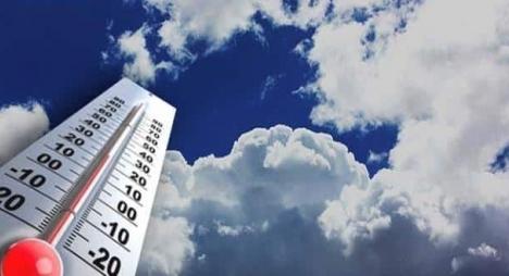توقعات أحوال الطقس اليوم الثلاثاء