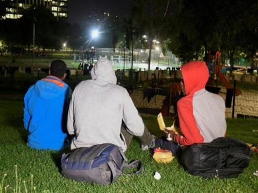 المئات من المهاجرين ينهون إضرابهم عن الطعام للحصول على الإقامة في بلجيكا