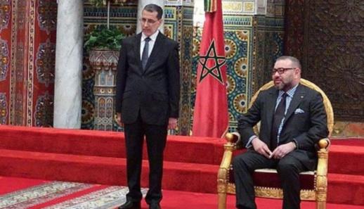 فرحات مهنى رئيس حكومة القبايل يطلب رسميا لقاء الملك محمد السادس