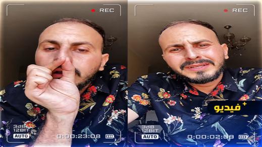 شاهدوا.. 100 مليون والعادة السيئة مع الكوميدي علاء بن حدو