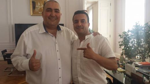 إبن حي لعري الشيخ محمد بوشيح يؤكد عزمه خوض الانتخابات