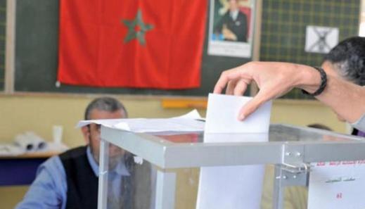 انطلاق عملية التصويت لانتخاب أعضاء الغرف المهنية