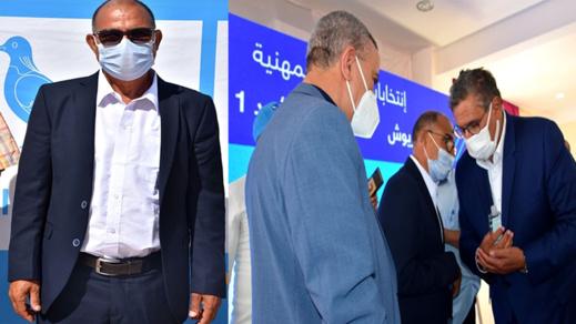 شعيب عبد الخالقي ممثلا لإقليم الدريوش بغرفة الصيد البحري