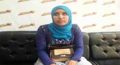 نداء إنساني لمساعدة فتيحة الدحماني في تحمل مصاريف عملية جراحية على مستوى عينيها