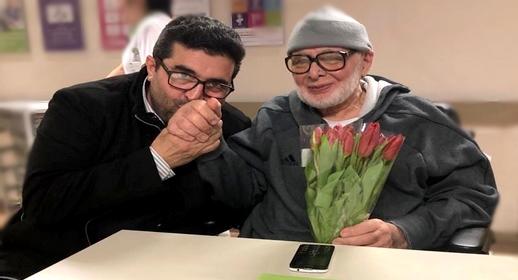 تعزية في وفاة الحاج مصطفى الشرقاوي شيخ الطريقة الدرقاوية بتزطوطين