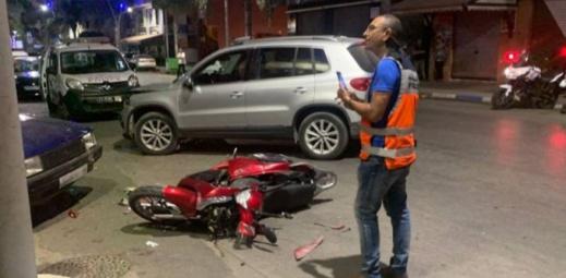 مأساة.. وفاة شاب ونقل اخر الى قسم المستعجلات بعد حادثة سير خطيرة وسط الناظور