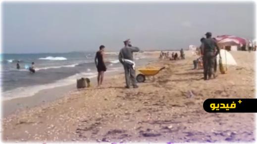 شاطئ المهندس يلفظ رزم المخدرات.. وعودة انشطة عصابات البحر تستنفر جهاز الدرك الملكي