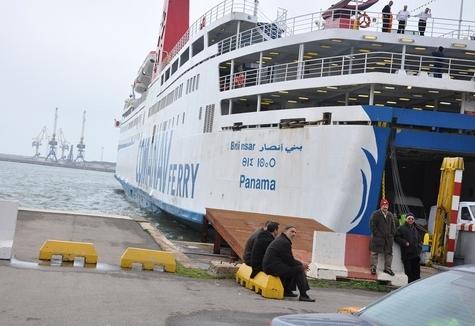 خطير.. مصاب بفيروس كورونا يحاول السفر من ميناء بني انصار بإستعمال اختبار مزور
