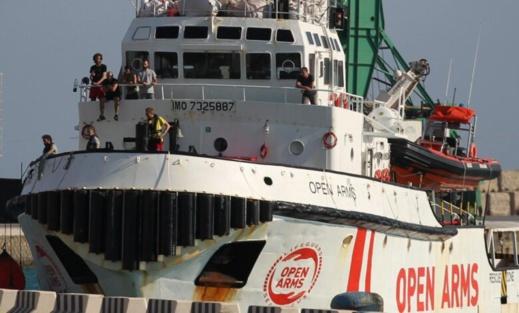 اعتقال 12 مهاجرا مغربيا وصلوا إلى إسبانيا متسللين في باخرة
