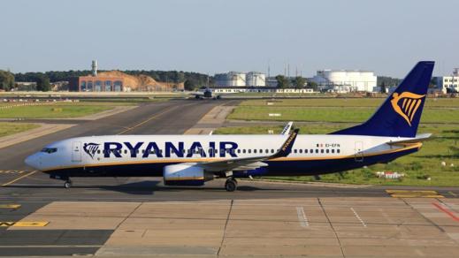 """شركة """"راين إير"""" الايرلندية تطلق 3 رحلات جديدة بين المغرب وإسبانيا"""